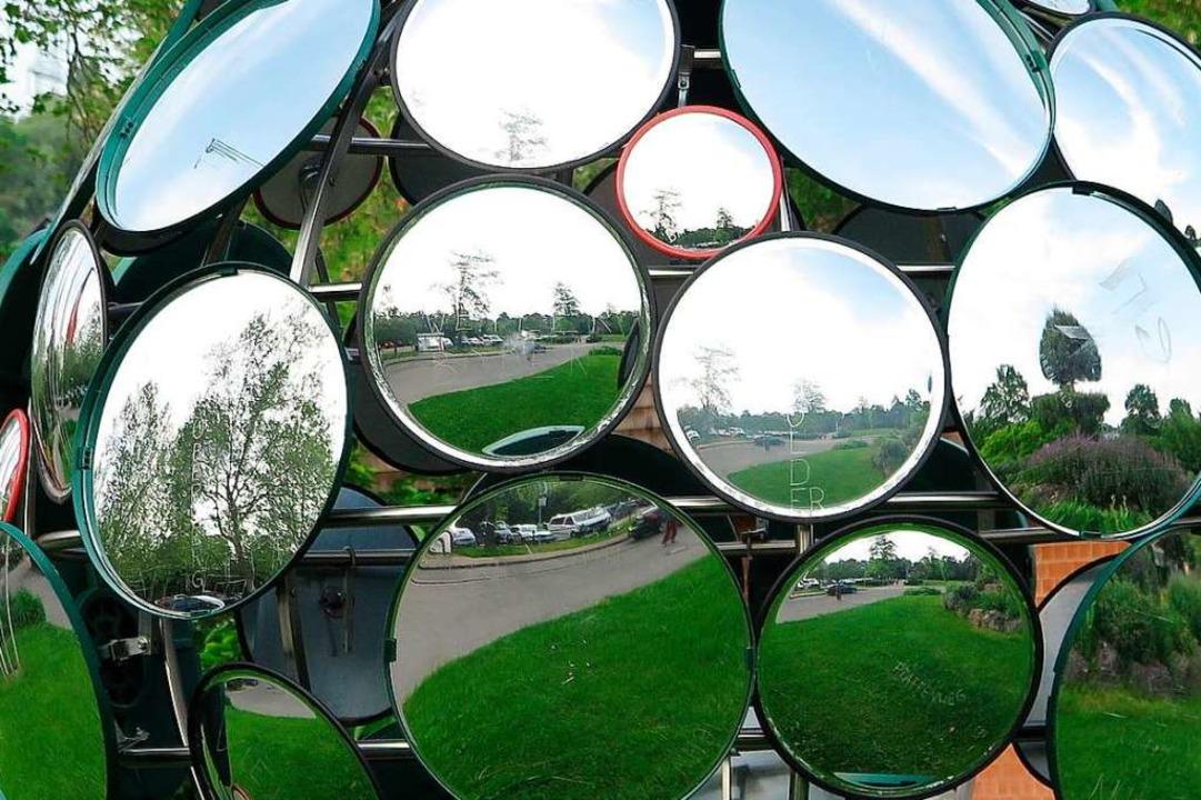 Die Gartenschau in Bad Bellingen soll ...rden, gesamtübergreifend zu gestalten.  | Foto: Dorothee Philipp