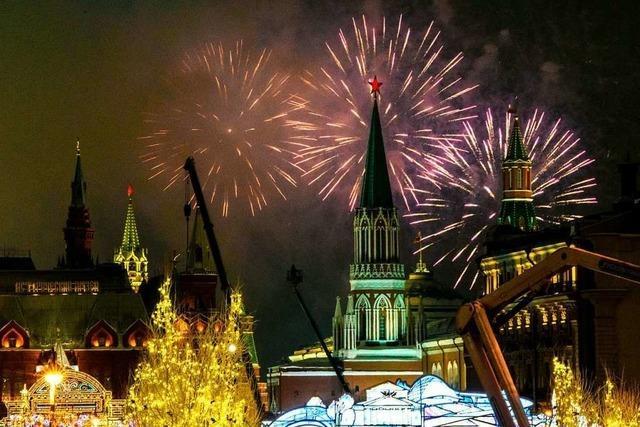 Böller und Feuerwerk gehören nicht überall zu Silvester dazu