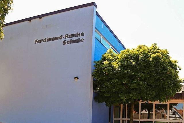 Trainingsklasse für verhaltensauffällige Schüler an der Ferdinand-Ruska-Schule in Kappel-Grafenhausen droht das Aus