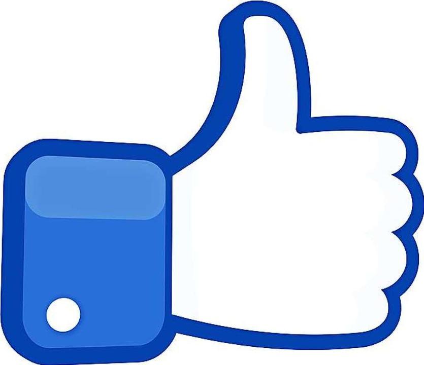 Daumen Facebook