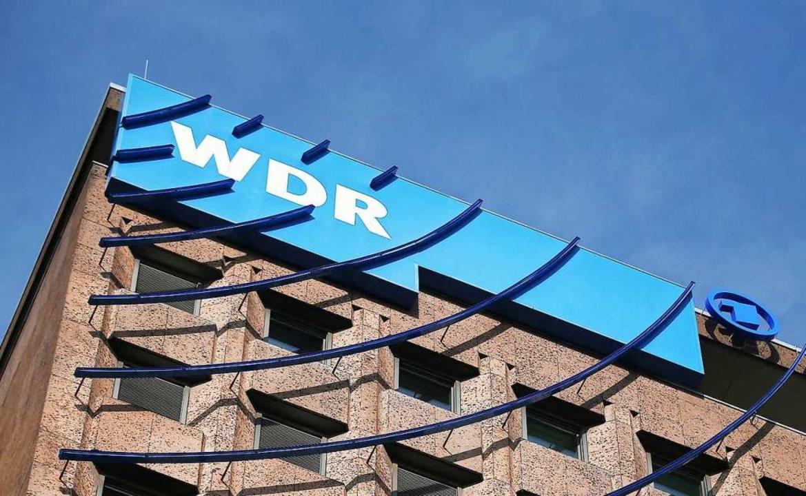Das Gebäude des WDR in Köln  | Foto: Oliver Berg (dpa)
