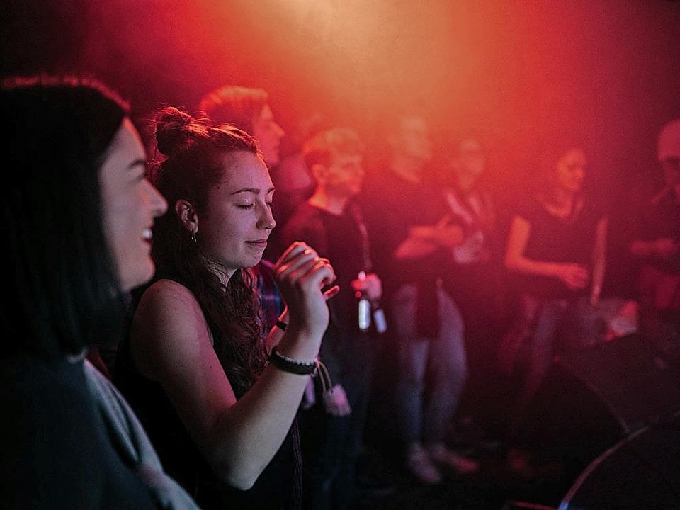 Wo warst Du am letzten Wochenende feie...ab dich noch nie im Slow Club gesehen!  | Foto: Stefan Hipp