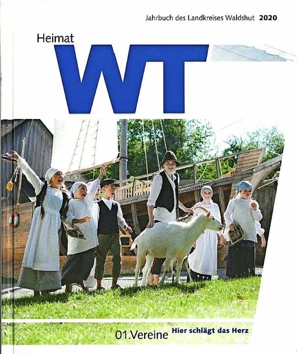 Das Jahrbuch des Landkreises Waldshut ...idmet sich den Vereinen im Landkreis.     Foto:  Vonberg, Markus