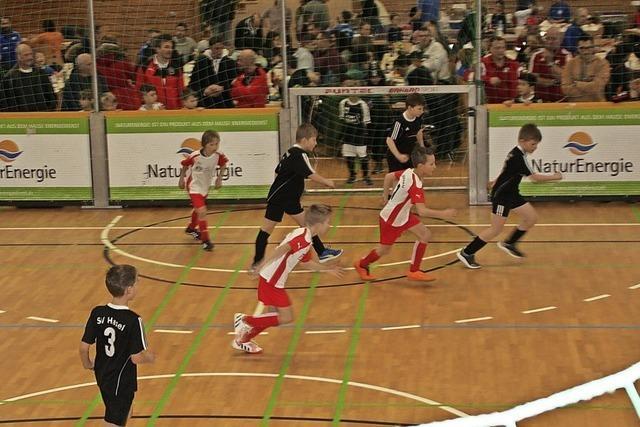 Sportvereinigung Brennet-Öflingen ist gerüstet fürs große Turnier