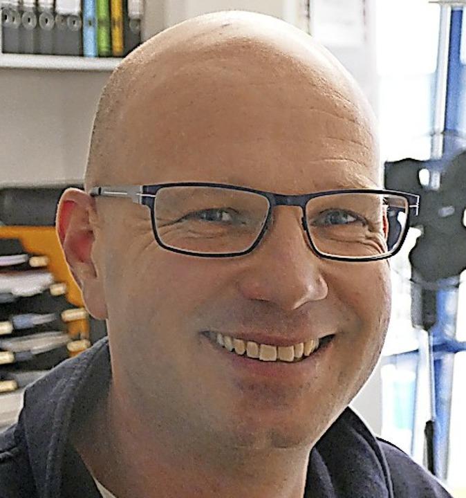 Torsten Wiucha, stellvertretender Leiter der Leitstelle    Foto: Sophia Hesser