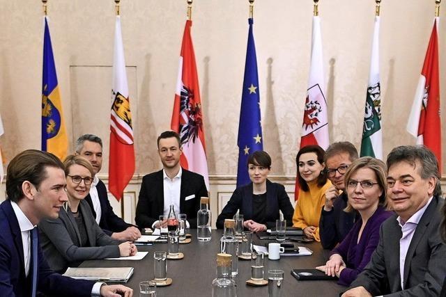 Überraschungen in Wien