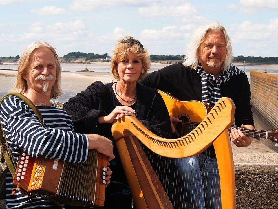 "Die Gruppe ""An Erminig"" spielt am 30. Januar im Kesselhaus.  | Foto: Kulturamt"