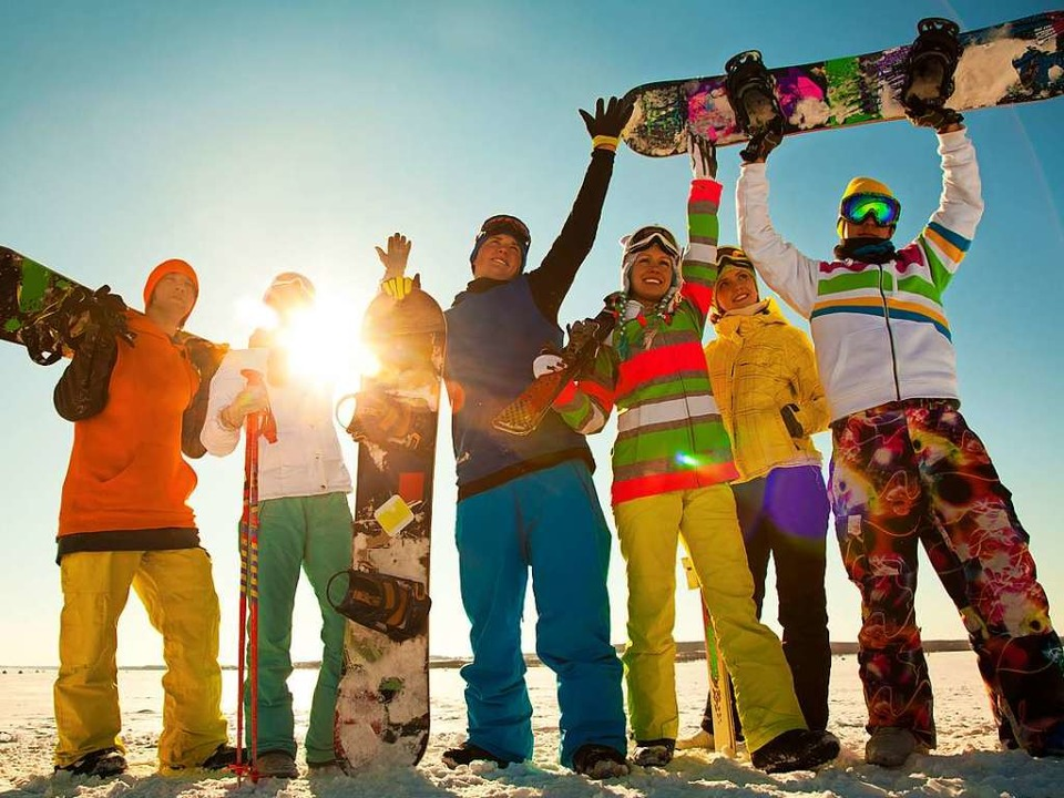 Winterspaß mit dem Snowboard    Foto: vanlev (stock.adobe.com)