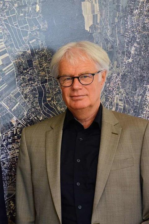 Rudolf Koger    Foto: Hannes Lauber