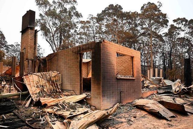 Lage in Australien droht zu eskalieren – Touristen sollen Brandgebiete verlassen