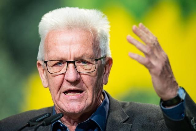 Wie Kretschmanns Grüne sich im CDU-Stammland breitmachen
