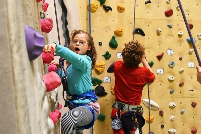 Freiburger Projekt ermöglicht Kletterstunden für Menschen mit Behinderungen