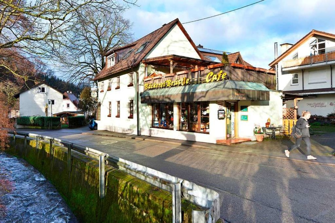An Silvester war der letzte Öffnungsta... endet auch die Zeit des Großtalcafés.  | Foto: Michael Bamberger