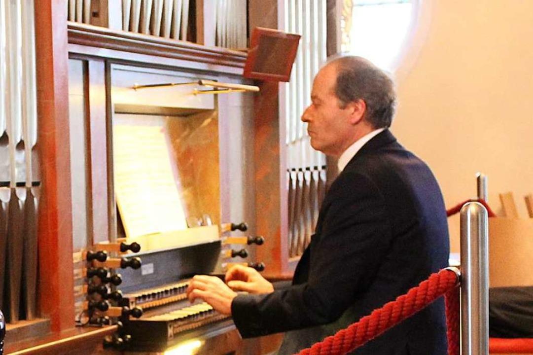 Orgelkonzerte locken nach St.Peter  | Foto: Erich Krieger