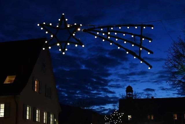 30 Kinder führten in Kirchzarten die Weihnachtsgeschichte auf
