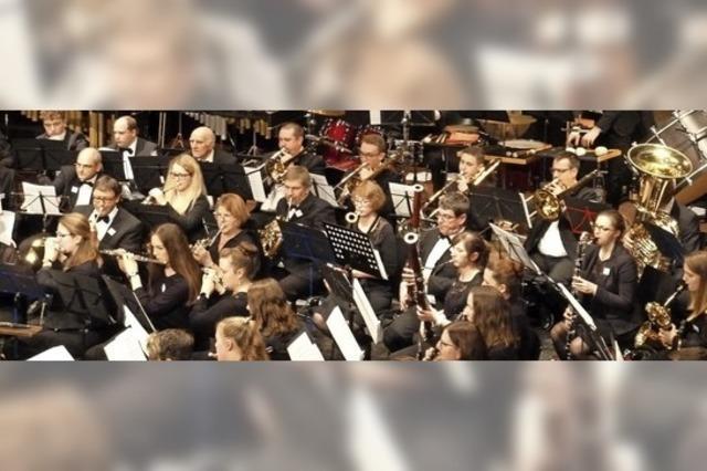 Stadtmusik serviert Jubiläumssteak