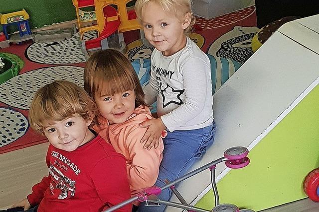 Erste Einblicke in die Kindertagespflege