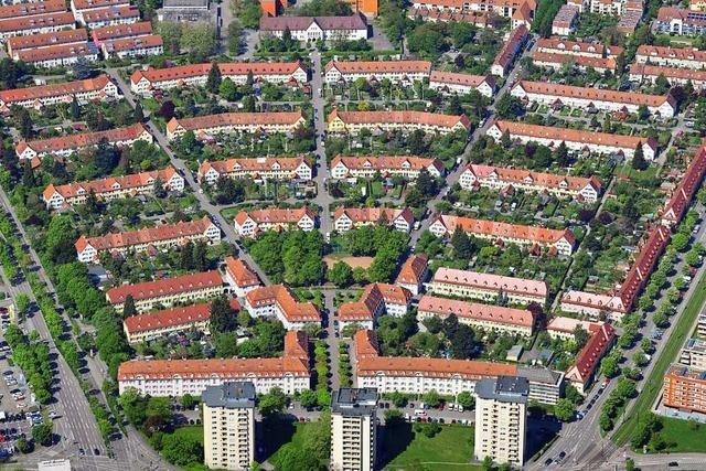 Genossenschaft saniert Freiburger Gartenstadt für 28 Millionen Euro