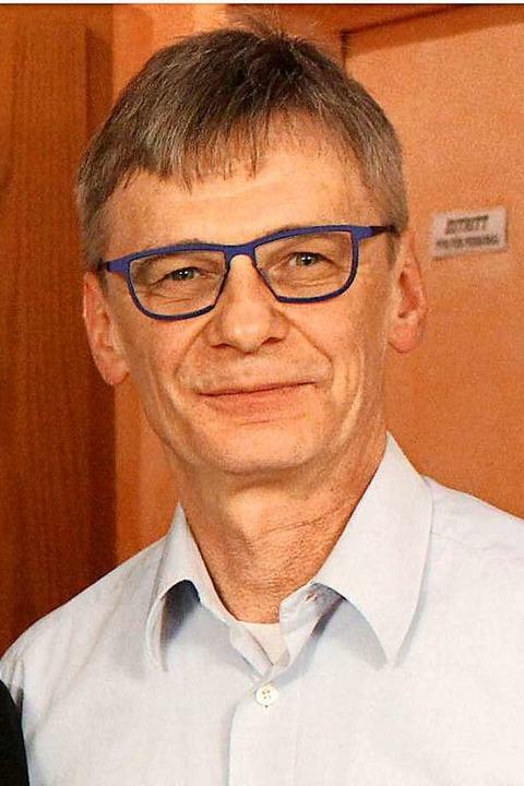 Bernd Liermann  | Foto: Reiner Beschorner