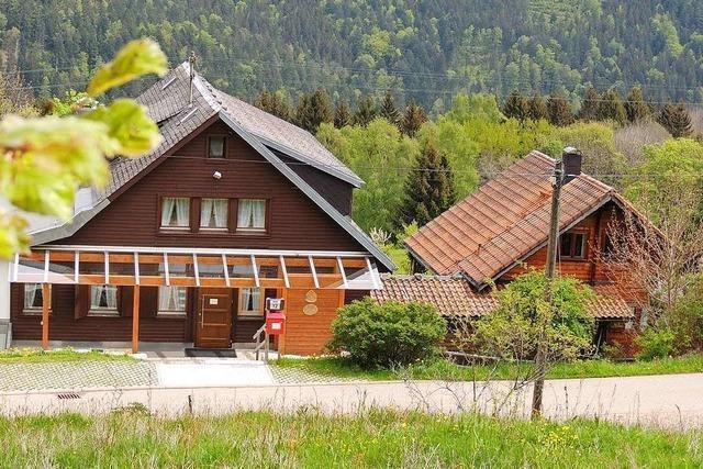 Das Schullandheim in Urberg wird fit gemacht