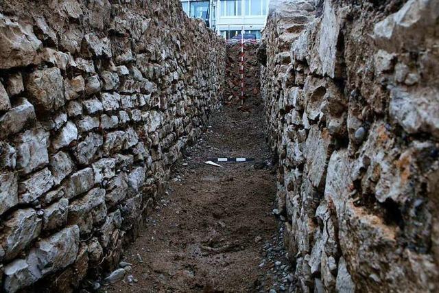 Bis heute finden sich Spuren der Römer am Hochrhein