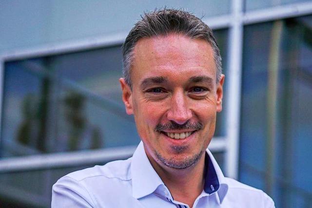 Ricky Zinn will neuer Bürgermeister von Schallstadt werden