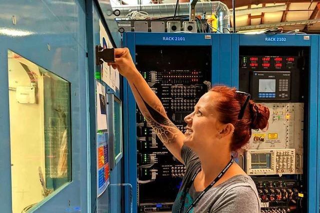 Kandernerin erforscht neue Technik zur Gewinnung von Solarstrom