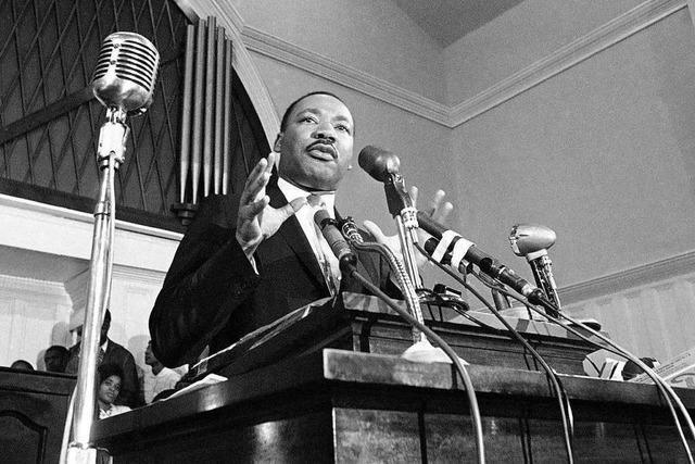 Wer war Martin Luther King?