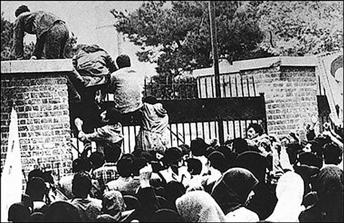1979 wurde die US-Botschaft in Teheran gestürmt  | Foto: epa Irna