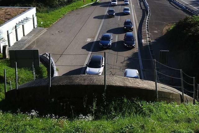 Technischer Defekt im Nollinger Bergtunnel