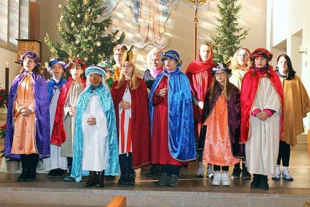 In Neuenburg machen nur noch 8 Kinder bei den Sternsingern mit