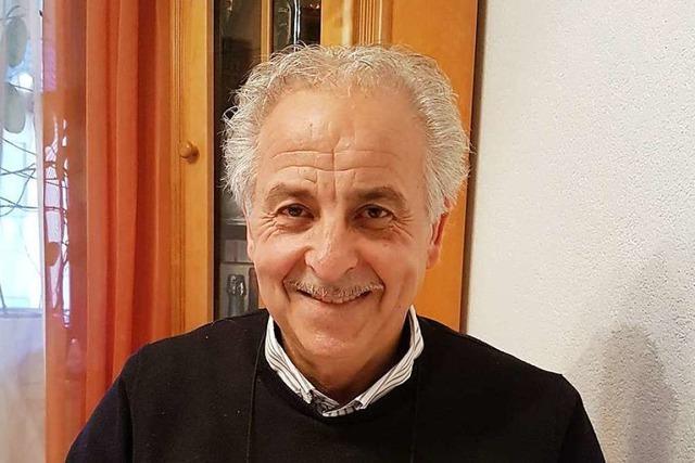 Giuseppe Lupo kam vor 50 Jahren aus Italien nach Wehr – und blieb