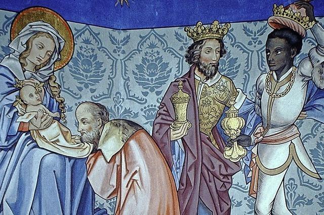 Drei Könige in Tunsel