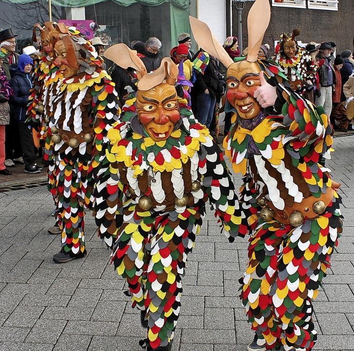 Die Hüsemer Hase wollen in diesem Jahr...ßen Narrendorf und einem Umzug feiern.  | Foto: Cornelia Liebwein