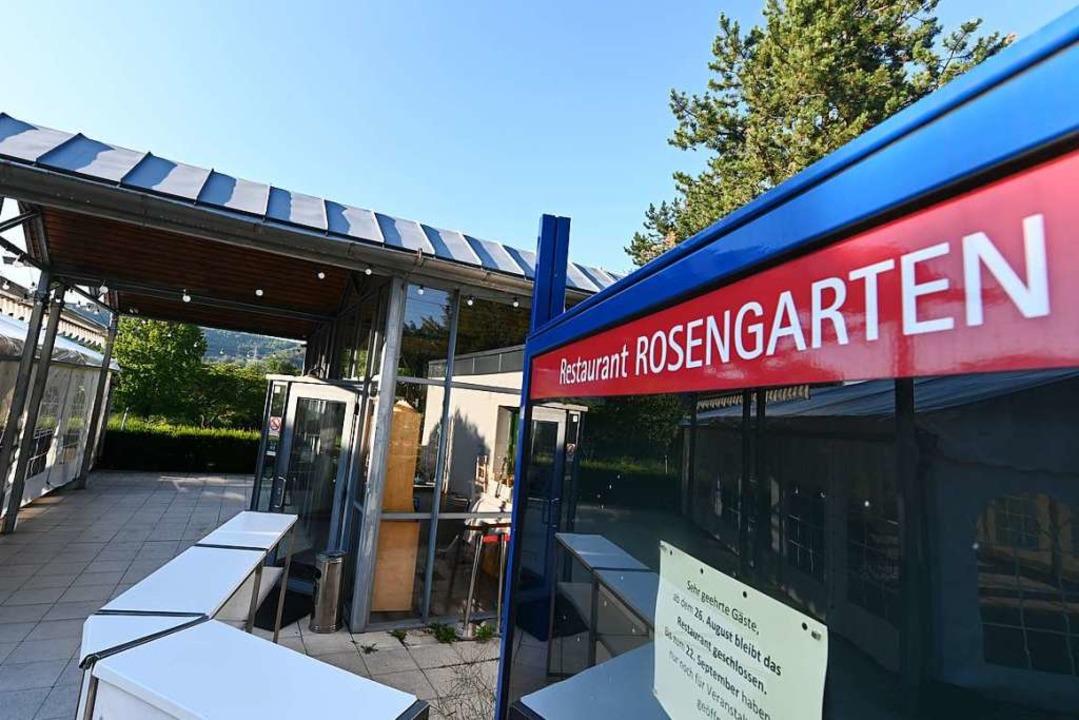 Das Rosencafé im Grütt  | Foto: Jonas Hirt