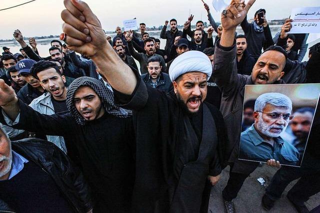 Der US-Angriff ist eine faktische Kriegserklärung an den Iran
