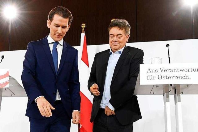 Neue Koalition in Österreich – Liebe ist das nicht