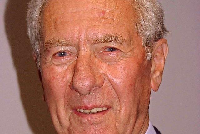 Trauer um den letzten Bürgermeister von Niederhof