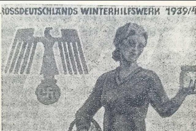 Im Januar 1940 erlebten die Säckinger einen