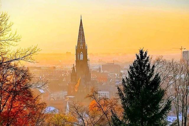 Finden Sie Begriffe aus Freiburg!