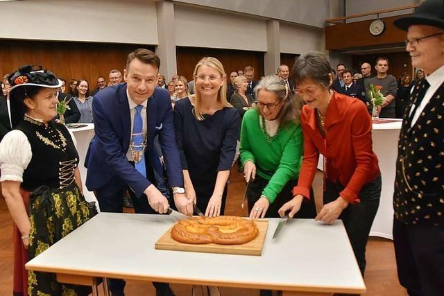 Kirchzarten startet mit Zuversicht ins neue Jahrzehnt