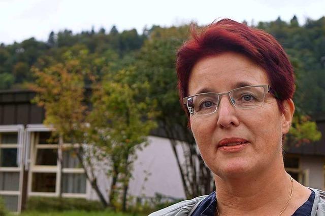 Birgit Fiala aus Schopfheim hat den Krebstod ihres Mannes in einem Buch festgehalten