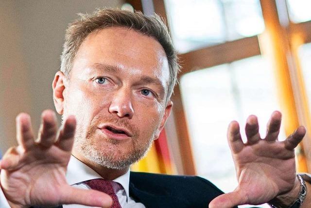 Die FDP wirbt um enttäuschte SPD-Wähler
