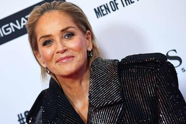 Wie die Nutzer einer Dating-App ein Treffen mit Sharon Stone verpasst haben