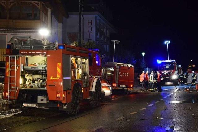 Auto rast in deutsche Reisegruppe in Südtirol: Sechs Urlauber tot