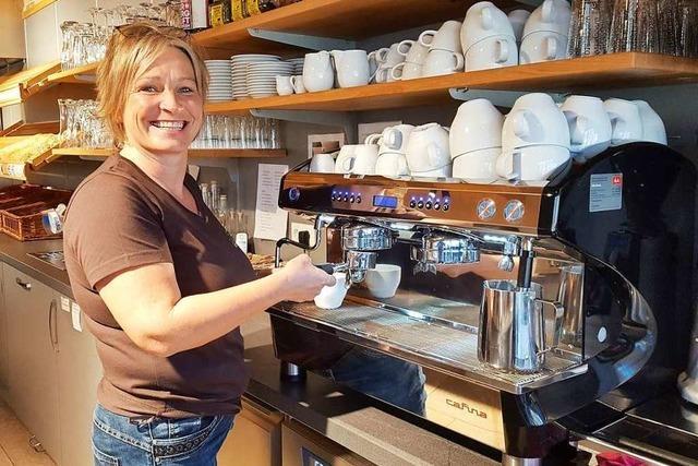 Sigrid Göppert gibt Vollgas für den Dorfladen Schweighausen