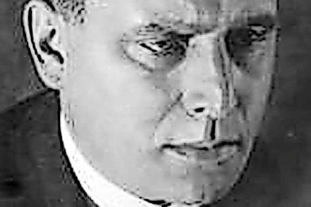 Julius Leber – ein Kämpfer für die Demokratie