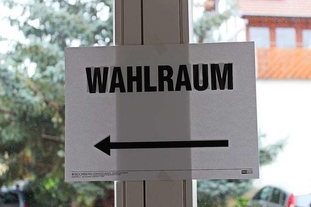 Bürgermeisterwahl in Kandern findet voraussichtlich am 22. März statt