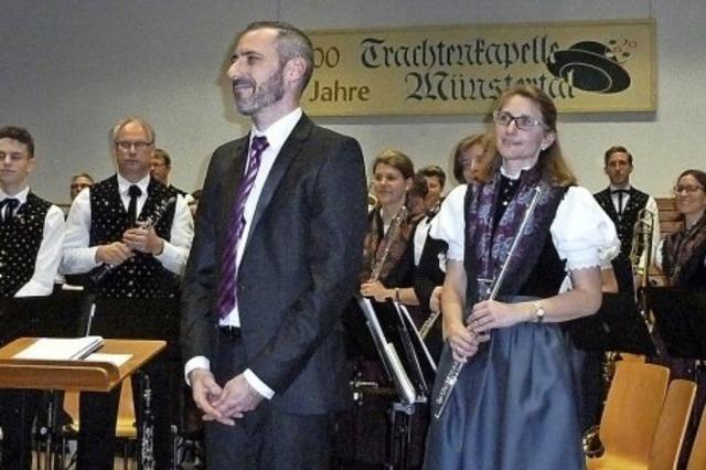 Perfekter Einstand des neuen Dirigenten