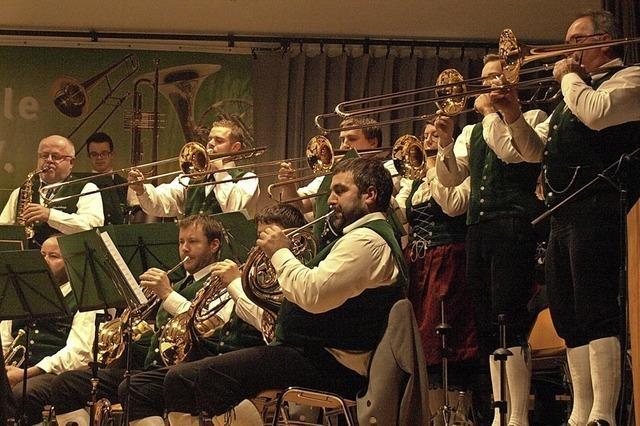 Konzert mit vielen beeindruckenden Soli